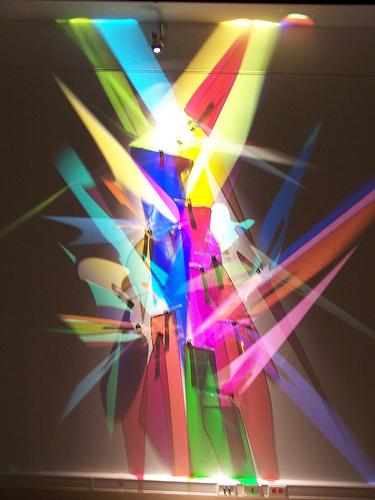 Prism Party Light Paintings By Stephen Knapp Artstormer