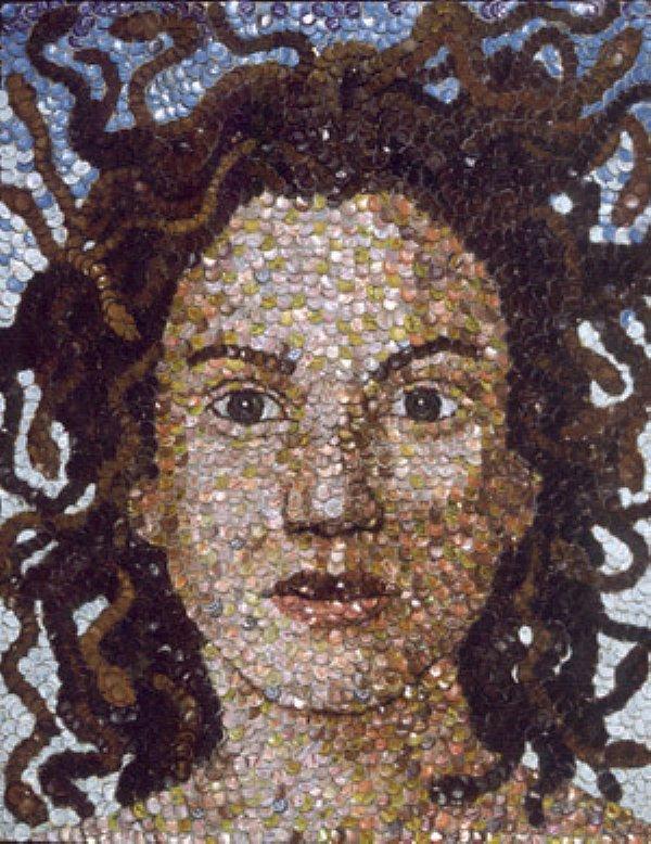 Pop Top Bottle Cap Portraits By Molly Bright Artstormer