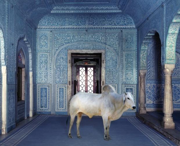 The-Gatekeeper-Samode-Palace-Samode