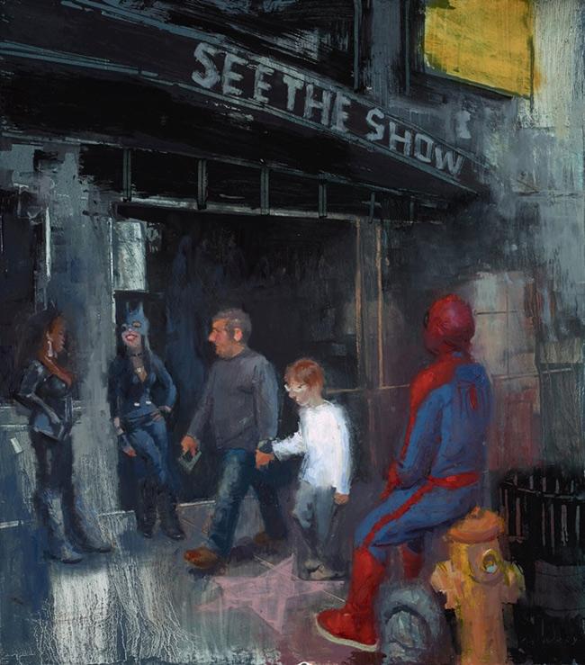William Schumacher Artist