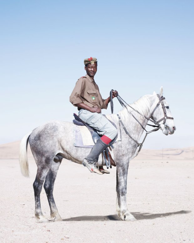 Herero-cavalryman
