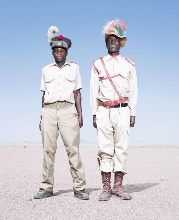 Herero-cavalrymen