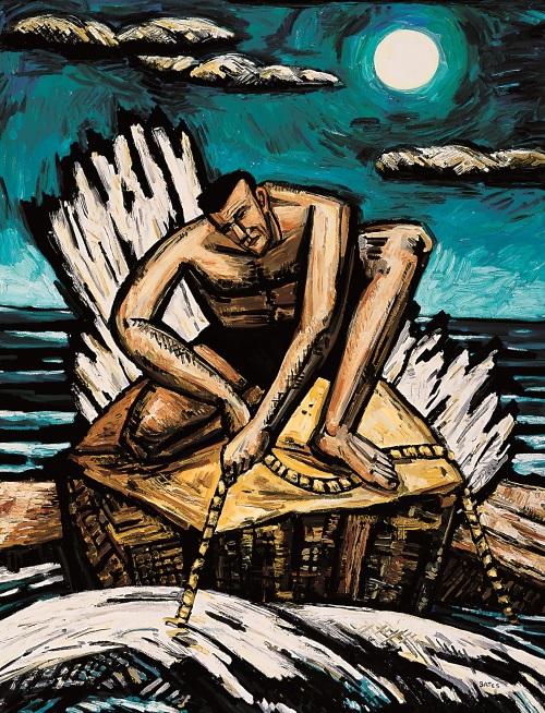 David-Bates-Shark-Line-1990-600