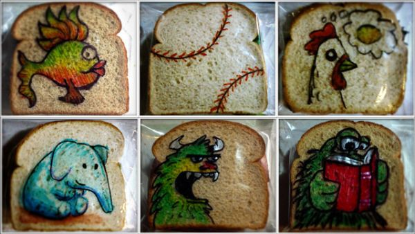 David-LaFerriere-makes-sandwich-art-drawings-for-his-kids_5