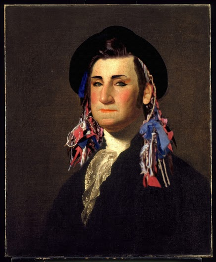 Boy George Washington