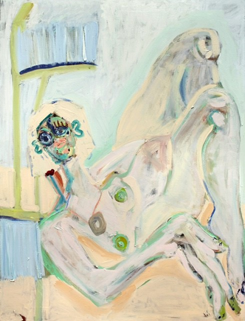 ?Bare Naked Ladies? Paintings by Jay